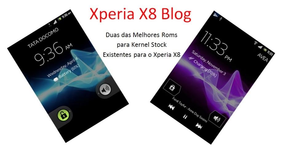 Blur®CM7 V2 Enterprise e SonySx V01 e V02