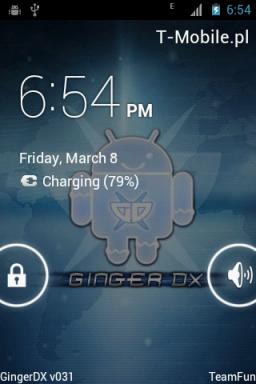 GingerDX