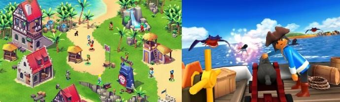 Piratas Playmobil 2º Imagem